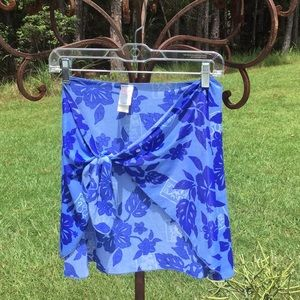 🦋NWOT Awesome Bathing Suit Coverup Size Med 🦋